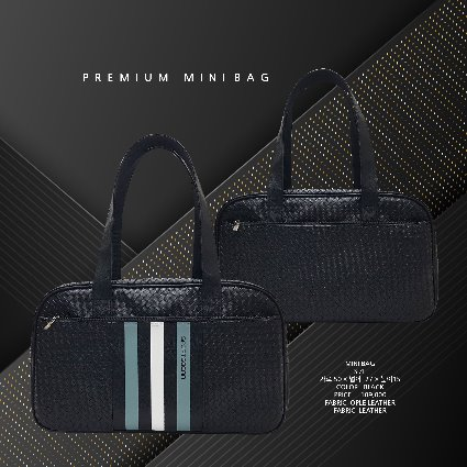 PREMIUM MINI BAG (BLACK)